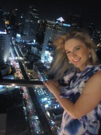 Roof top of the opening of Sofitel Bangkok