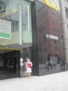 Yamaha, Ginza, Tokyo